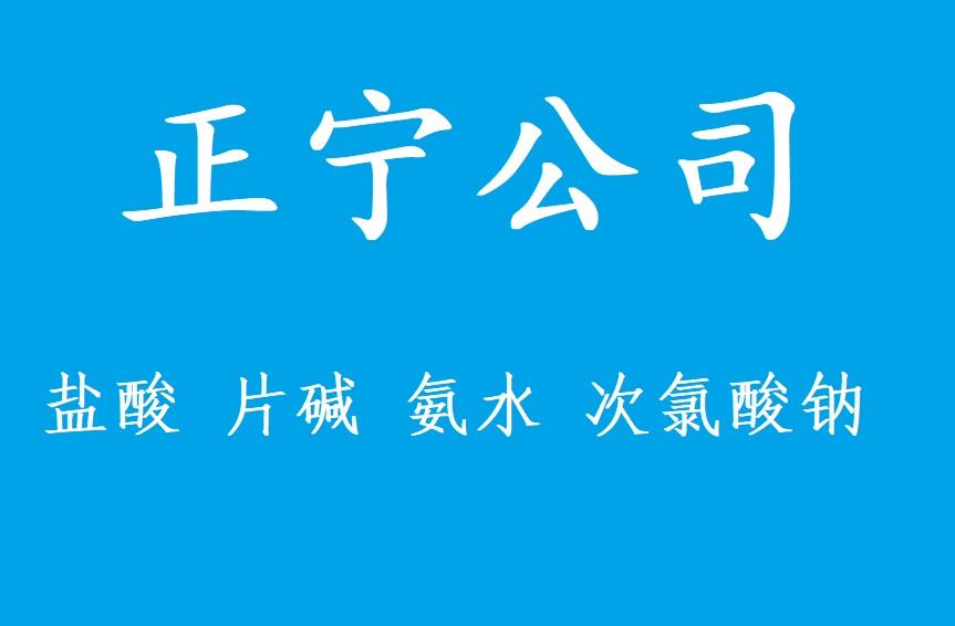 宁夏正宁化工有限公司