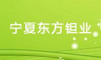 宁夏东方钽业股份有限公司
